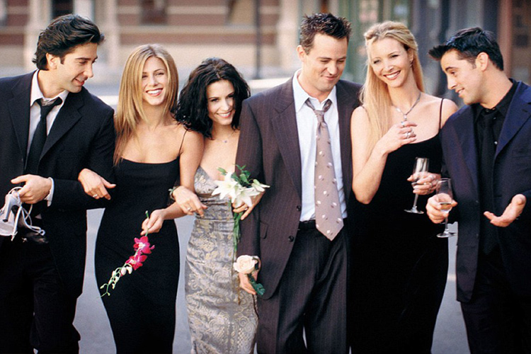 friends facts tv show