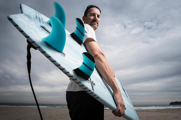 3d printed surfboard