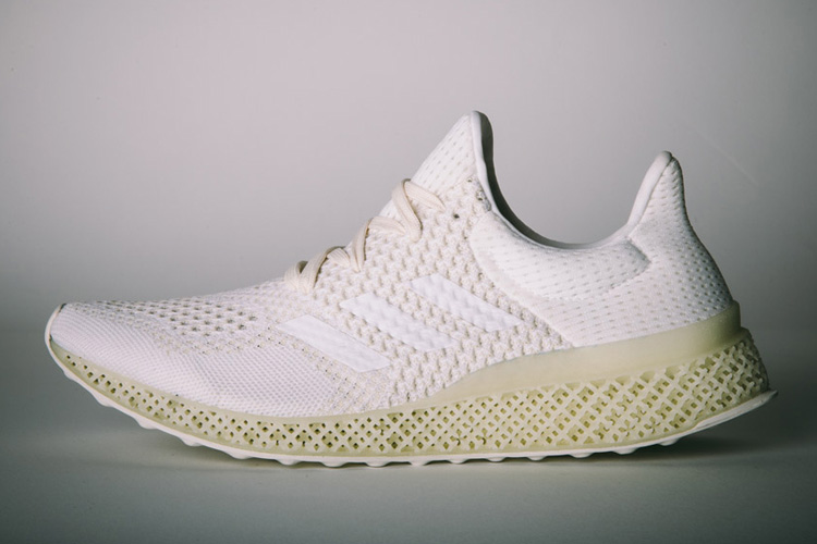 3d printed running shoes adidas