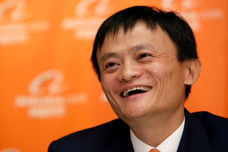Jack Ma rejected by Harvard University